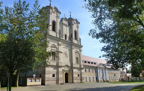 Cistercian Church and Monastery