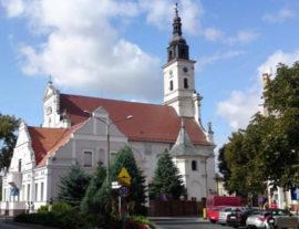 Kościół Parafialny w Wolsztynie