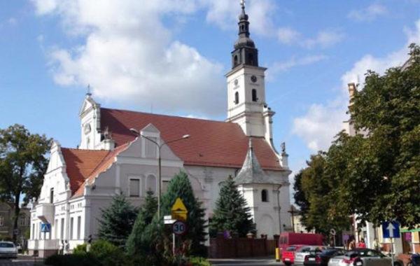 The church Wolsztyn