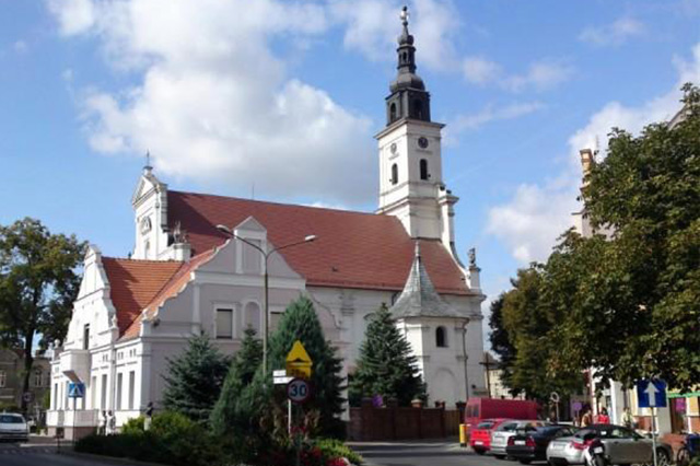The church Wolsztyn