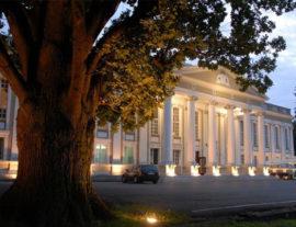 Pałac i park w Wolsztynie