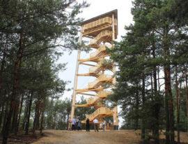 Lookout Tower Świętno